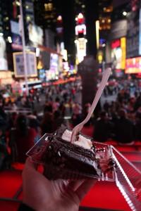 New York Cheesecake mit viiieeel Schokolade