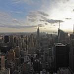 Blick vom Rockefeller Center 1