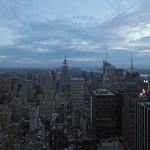 Blick vom Rockefeller Center 2