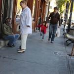 Straßenphilosopen