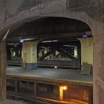 Die Bahnsteige im Hauptbahnhof