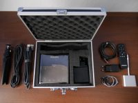 Philips PicoPix Max Case with charger